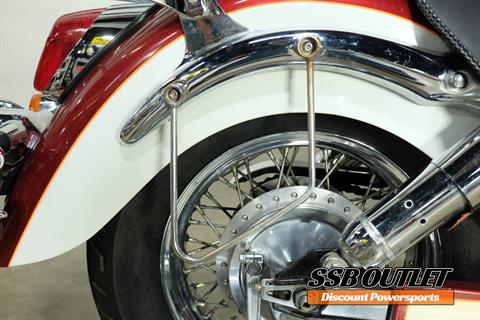 2001 Honda Shadow Ace Tourer in Eden Prairie, Minnesota - Photo 10