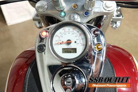 2001 Honda Shadow Ace Tourer in Eden Prairie, Minnesota - Photo 12