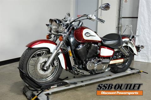 2001 Honda Shadow Ace Tourer in Eden Prairie, Minnesota - Photo 3