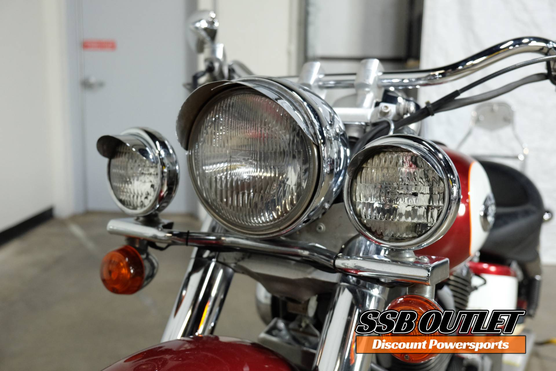 2001 Honda Shadow Ace Tourer in Eden Prairie, Minnesota - Photo 13