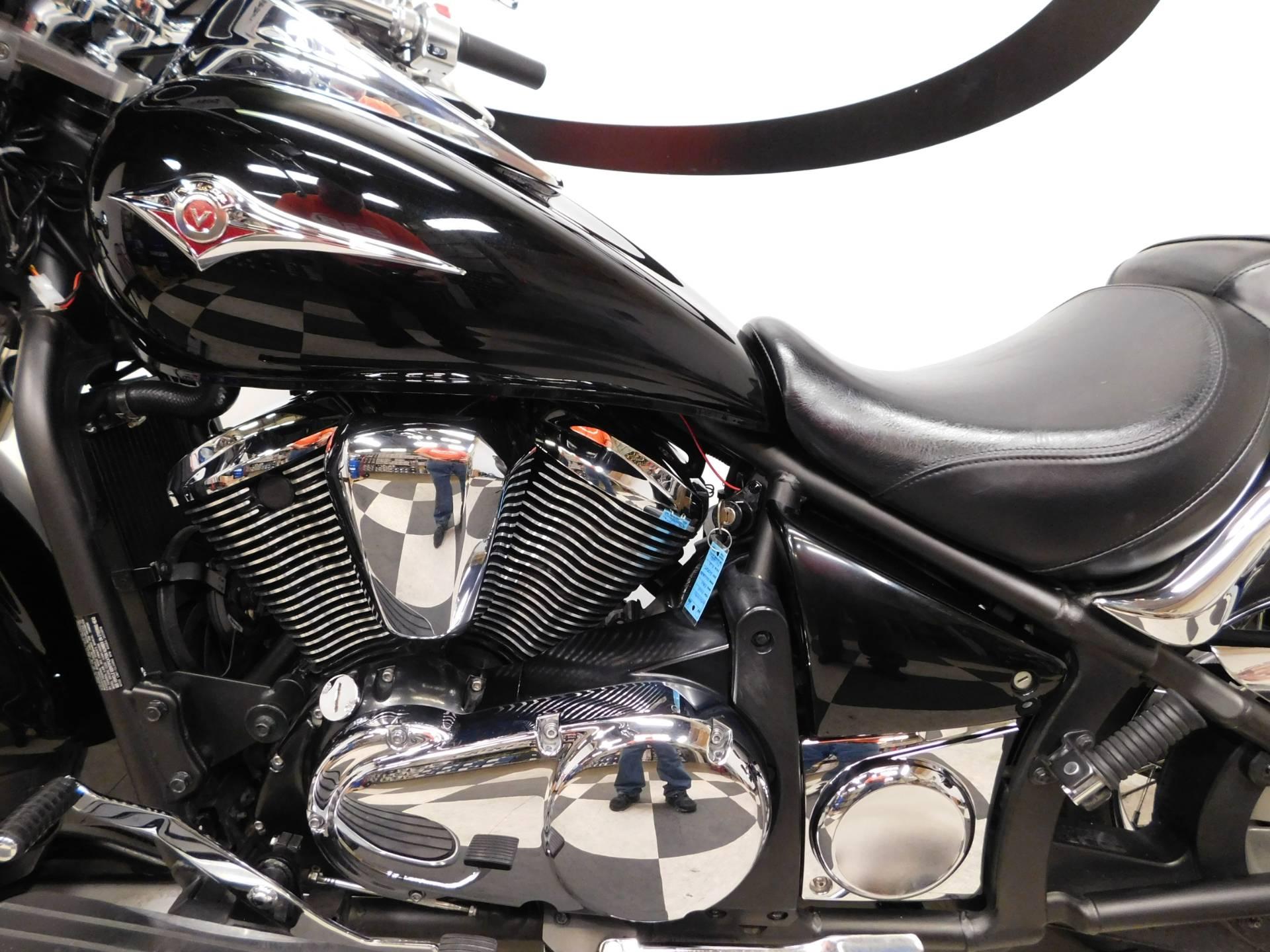 2009 Kawasaki Vulcan 900 Custom 9