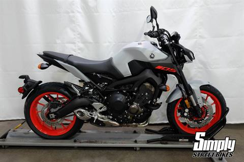 2020 Yamaha MT-09 in Eden Prairie, Minnesota - Photo 1