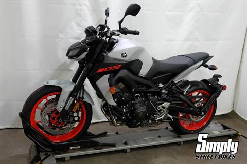 2020 Yamaha MT-09 in Eden Prairie, Minnesota - Photo 4