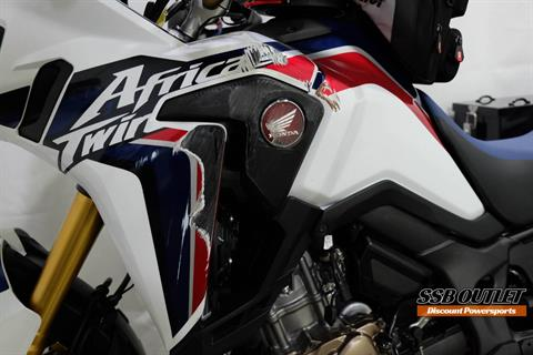 2017 Honda Africa Twin in Eden Prairie, Minnesota - Photo 8