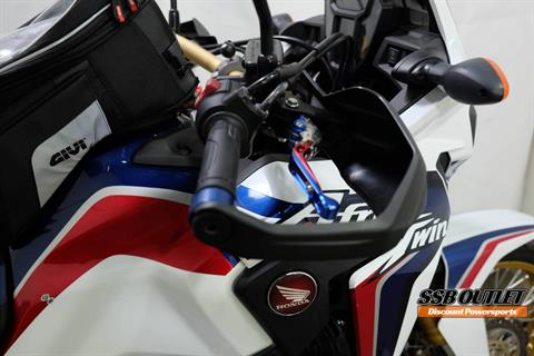 2017 Honda Africa Twin in Eden Prairie, Minnesota - Photo 12