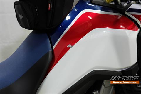 2017 Honda Africa Twin in Eden Prairie, Minnesota - Photo 16