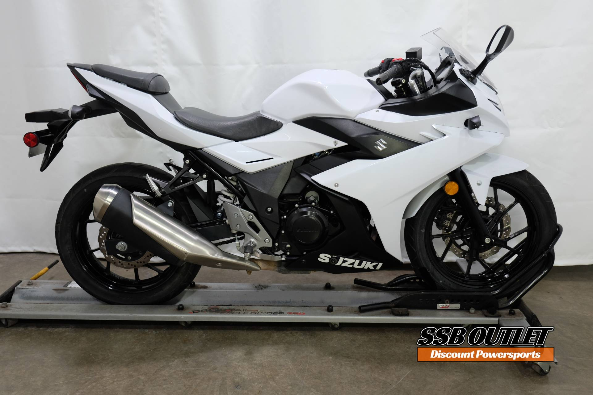 2018 Suzuki GSX250R in Eden Prairie, Minnesota - Photo 1