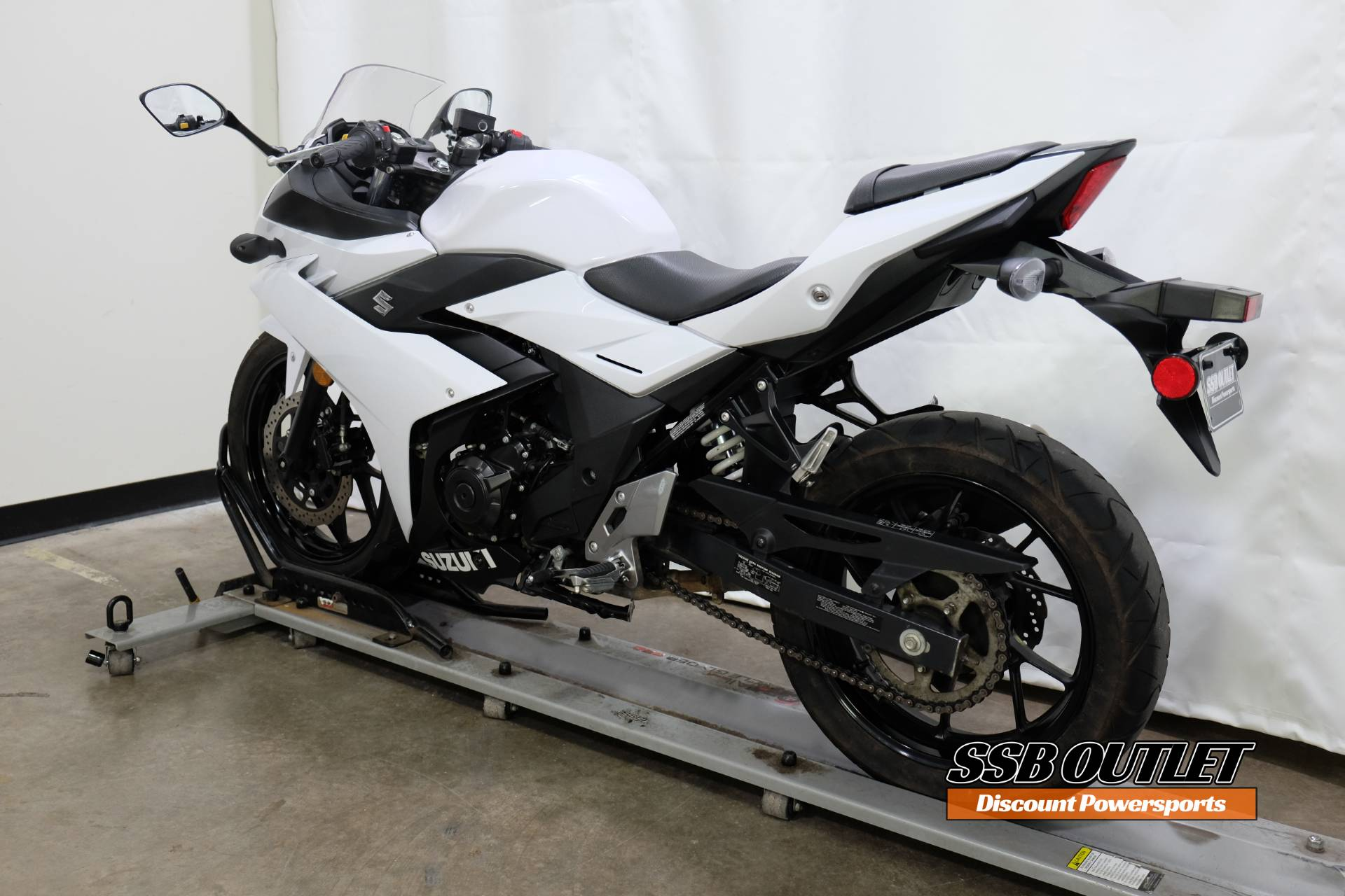 2018 Suzuki GSX250R in Eden Prairie, Minnesota - Photo 5