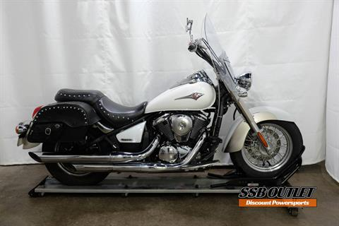 2008 Kawasaki Vulcan® 900 Classic LT in Eden Prairie, Minnesota - Photo 1