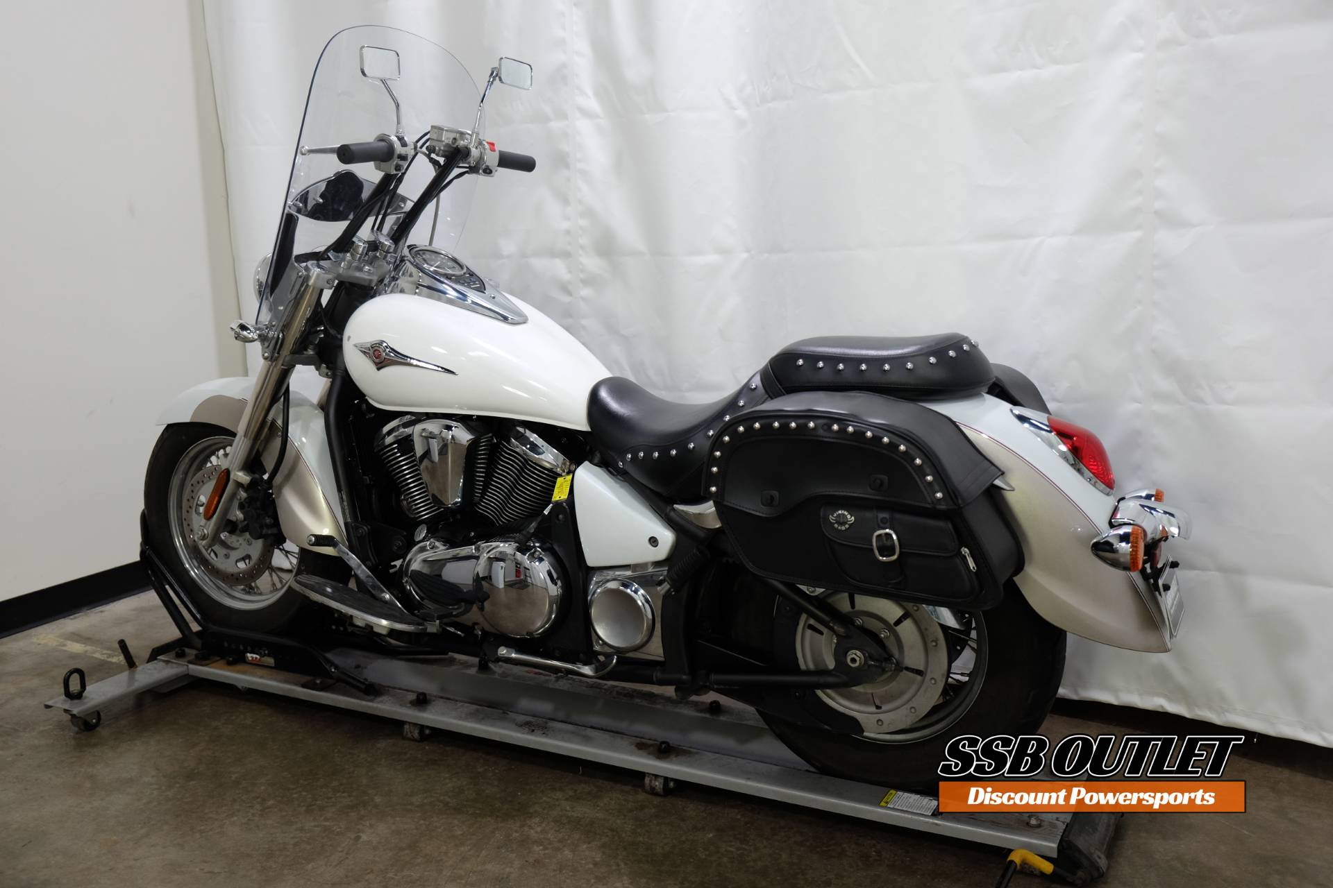 2008 Kawasaki Vulcan® 900 Classic LT in Eden Prairie, Minnesota - Photo 5