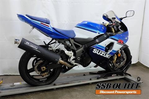 2005 Suzuki GSX-R600 20th Anniversary Edition in Eden Prairie, Minnesota - Photo 6