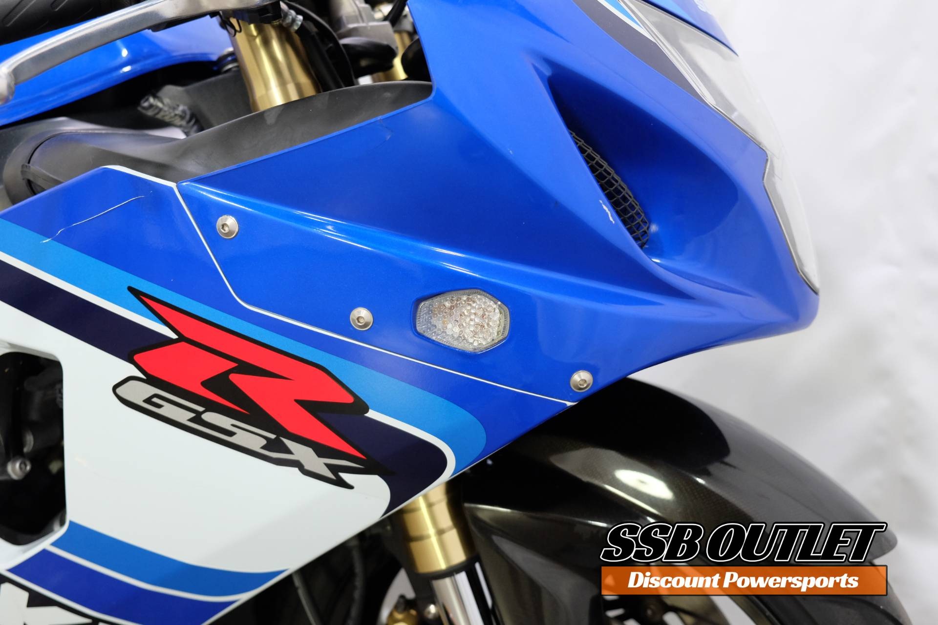 2005 Suzuki GSX-R600 20th Anniversary Edition in Eden Prairie, Minnesota - Photo 7