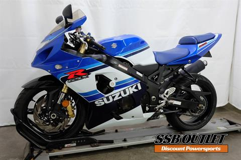 2005 Suzuki GSX-R600 20th Anniversary Edition in Eden Prairie, Minnesota - Photo 3