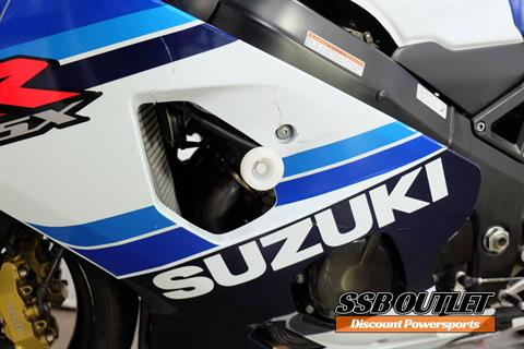 2005 Suzuki GSX-R600 20th Anniversary Edition in Eden Prairie, Minnesota - Photo 14