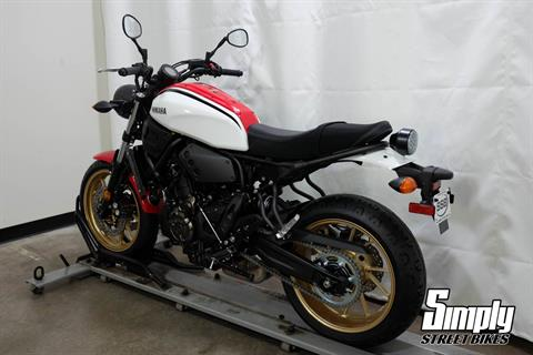 2020 Yamaha XSR700 in Eden Prairie, Minnesota - Photo 6