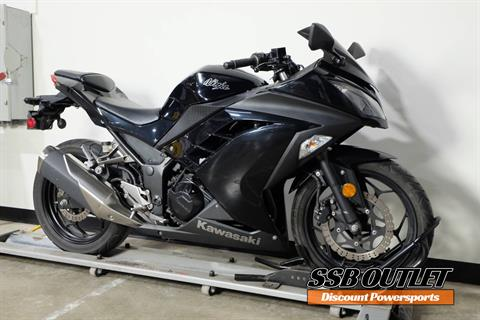 2013 Kawasaki Ninja® 300 in Eden Prairie, Minnesota - Photo 2