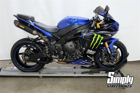 2009 Yamaha YZF-R1 in Eden Prairie, Minnesota - Photo 1