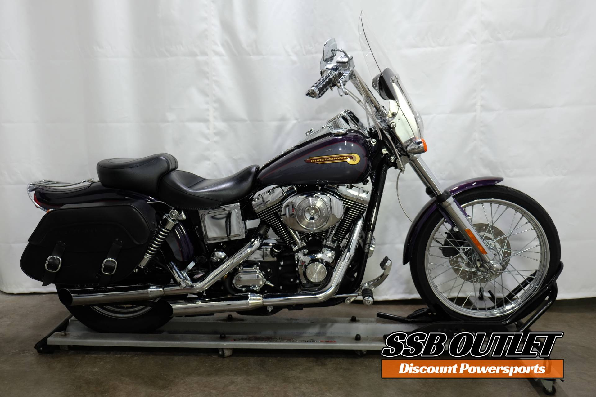 2004 Harley-Davidson FXDL/FXDLI Dyna Low Rider® in Eden Prairie, Minnesota - Photo 1
