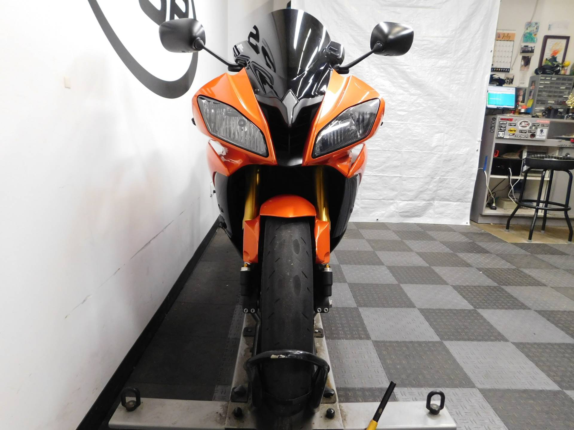 2009 Yamaha YZF-R6 3