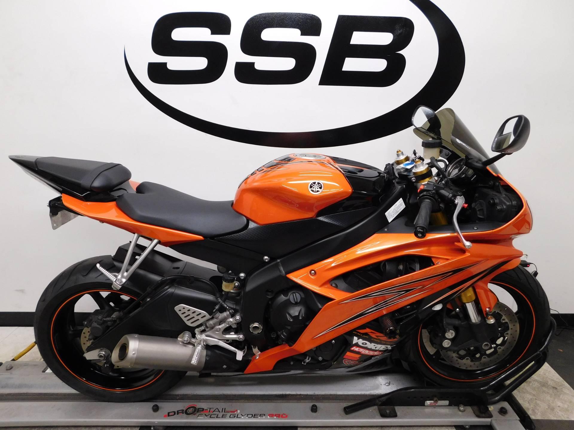 2009 Yamaha YZF-R6 for sale 118527