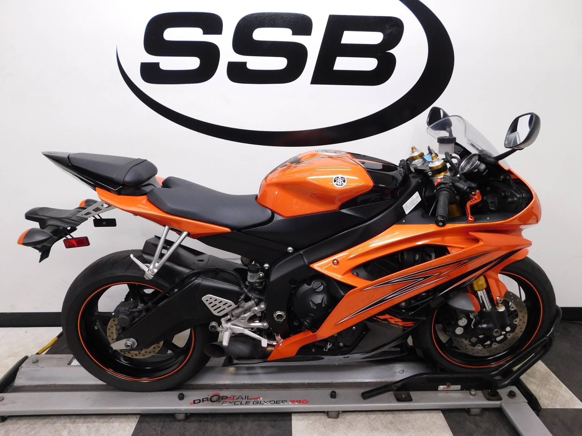 2009 Yamaha YZF-R6 for sale 118267