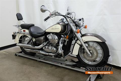 2009 Honda Shadow Aero® in Eden Prairie, Minnesota - Photo 2