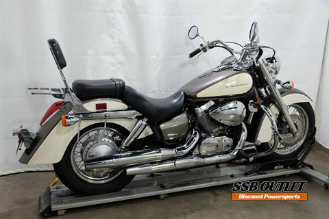 2009 Honda Shadow Aero® in Eden Prairie, Minnesota - Photo 6