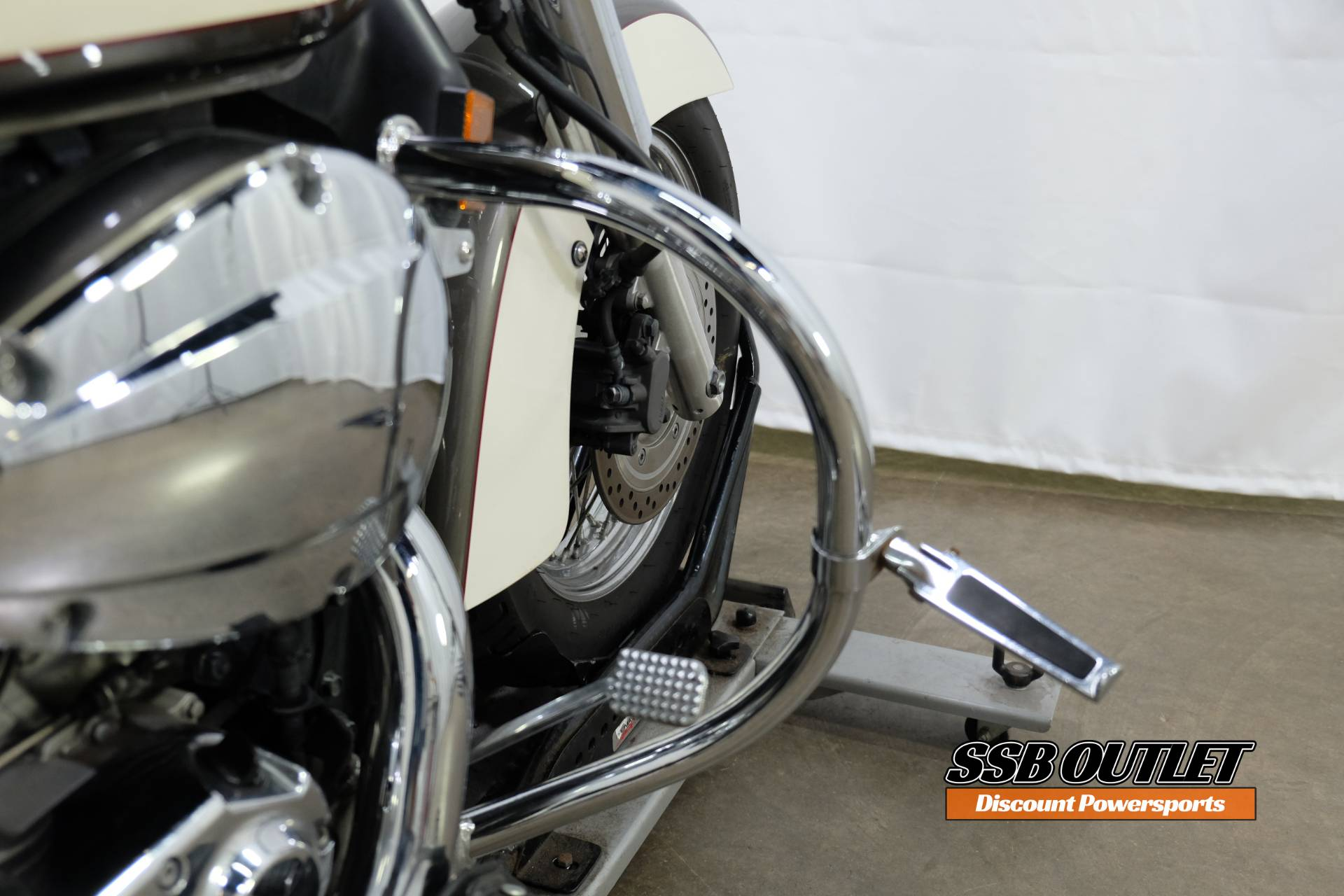 2009 Honda Shadow Aero® in Eden Prairie, Minnesota - Photo 8