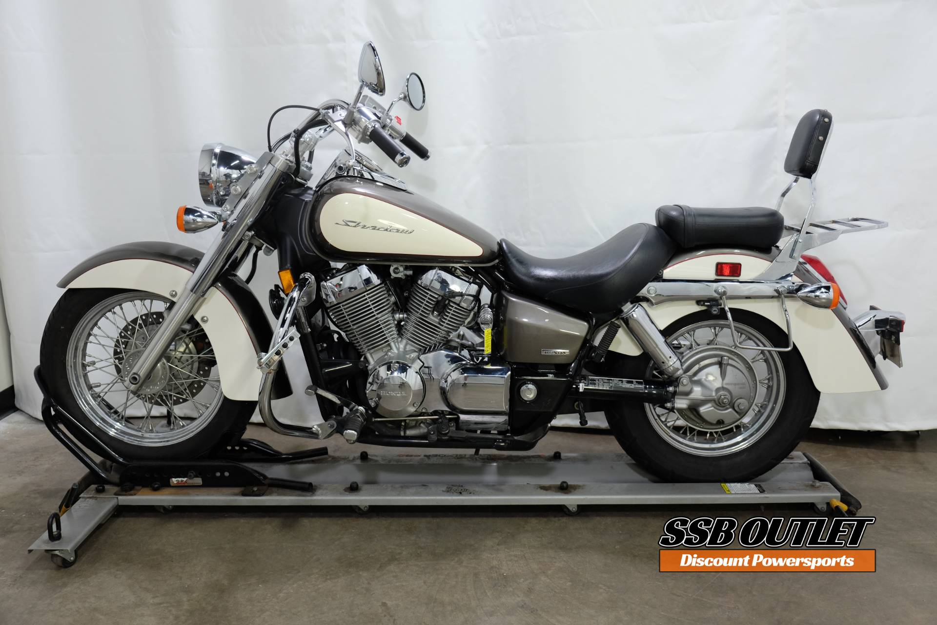 2009 Honda Shadow Aero® in Eden Prairie, Minnesota - Photo 4