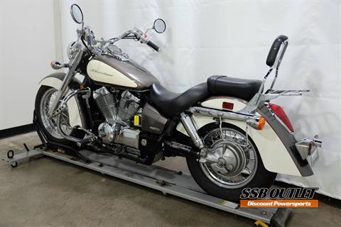 2009 Honda Shadow Aero® in Eden Prairie, Minnesota - Photo 5