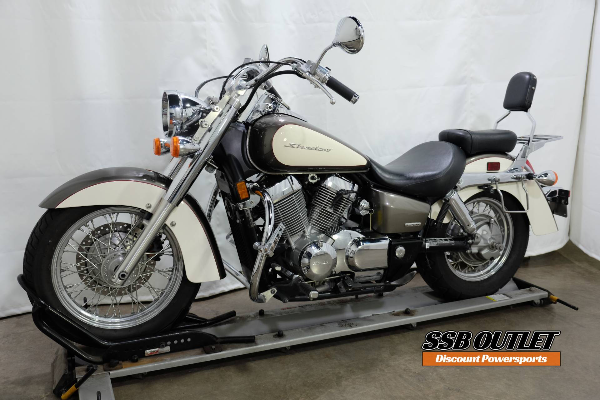 2009 Honda Shadow Aero® in Eden Prairie, Minnesota - Photo 3