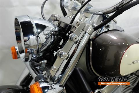 2009 Honda Shadow Aero® in Eden Prairie, Minnesota - Photo 12