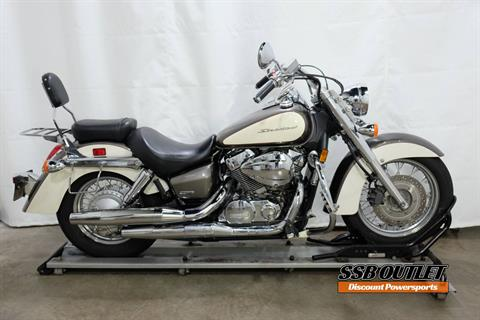 2009 Honda Shadow Aero® in Eden Prairie, Minnesota - Photo 1