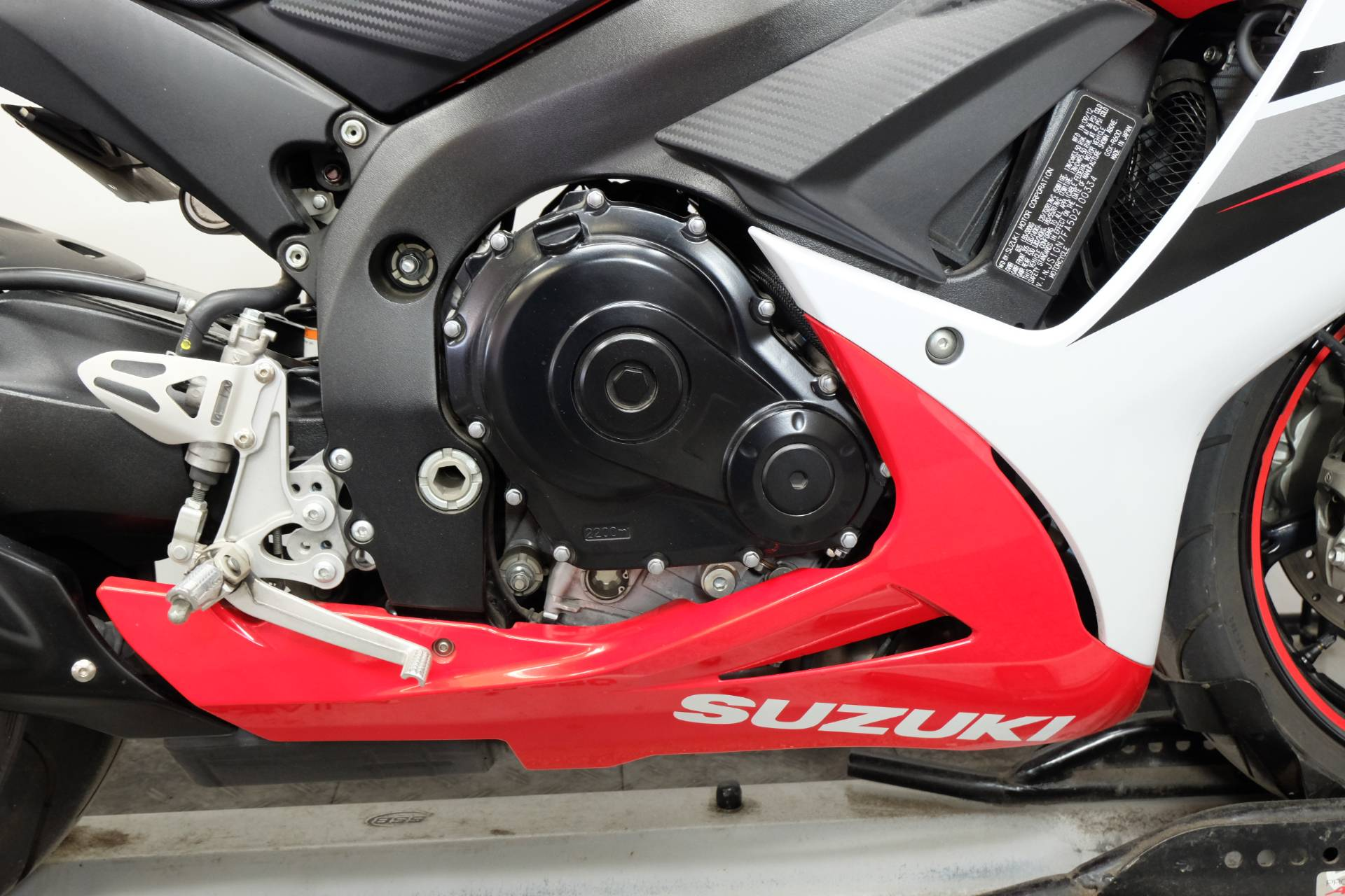 2013 Suzuki GSX-R600™ in Eden Prairie, Minnesota - Photo 33