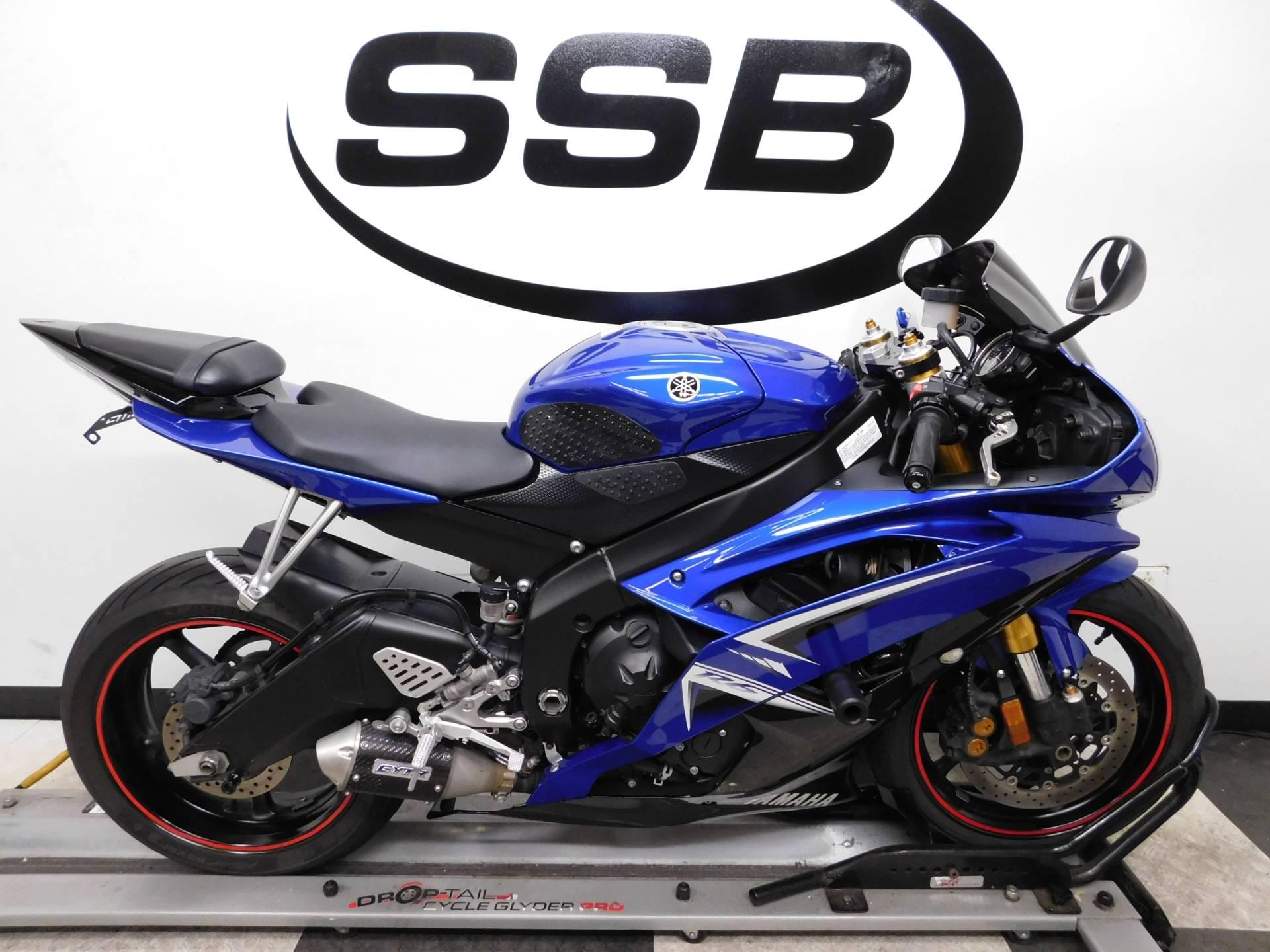 2009 Yamaha YZF-R6 for sale 118252