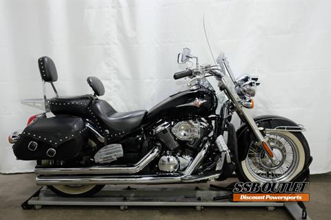 2007 Kawasaki Vulcan® 900 Classic in Eden Prairie, Minnesota - Photo 1
