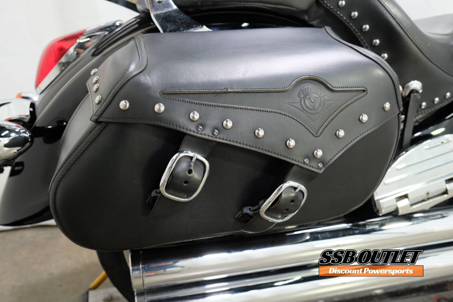 2007 Kawasaki Vulcan® 900 Classic in Eden Prairie, Minnesota - Photo 9