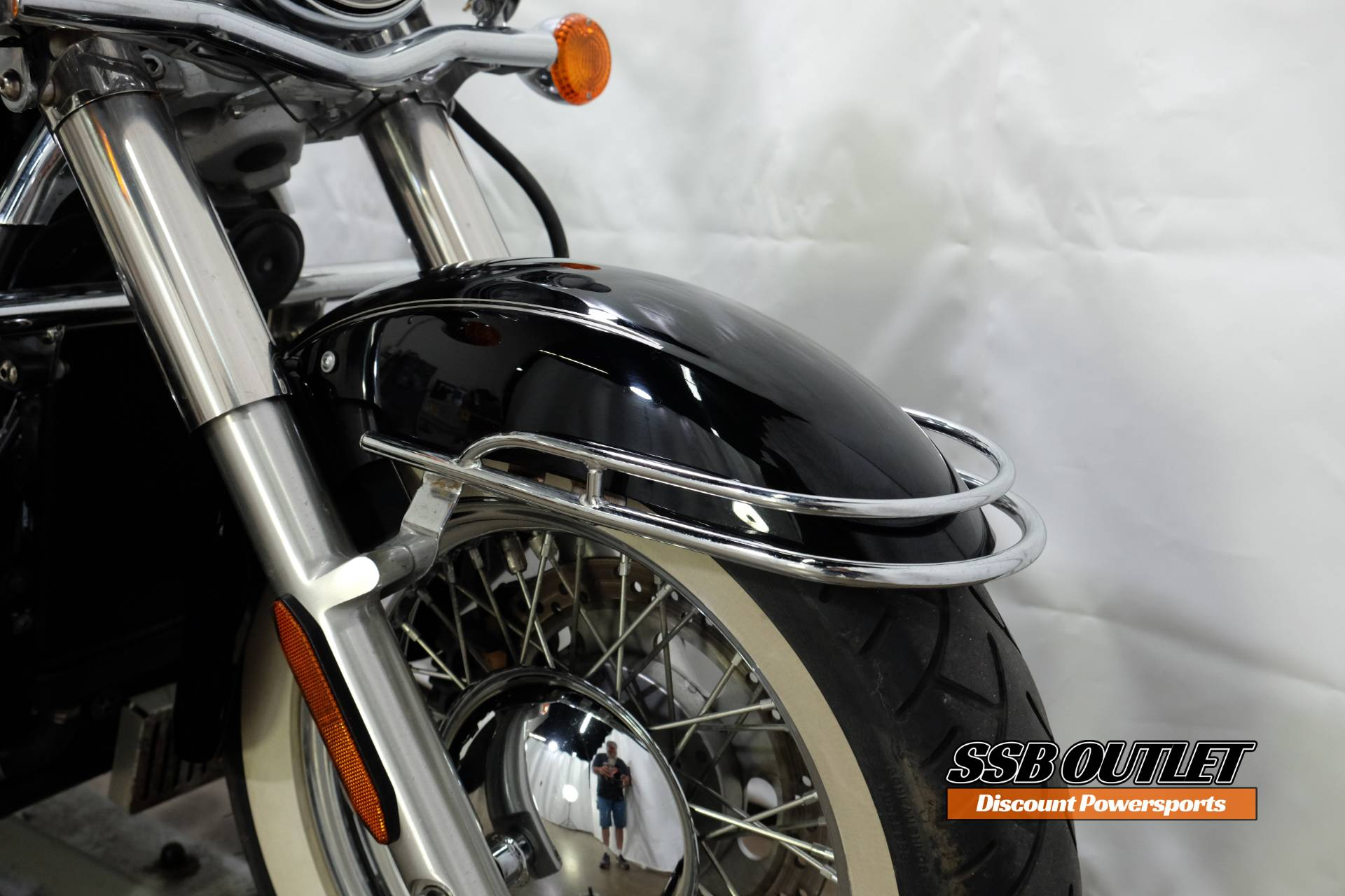 2007 Kawasaki Vulcan® 900 Classic in Eden Prairie, Minnesota - Photo 14