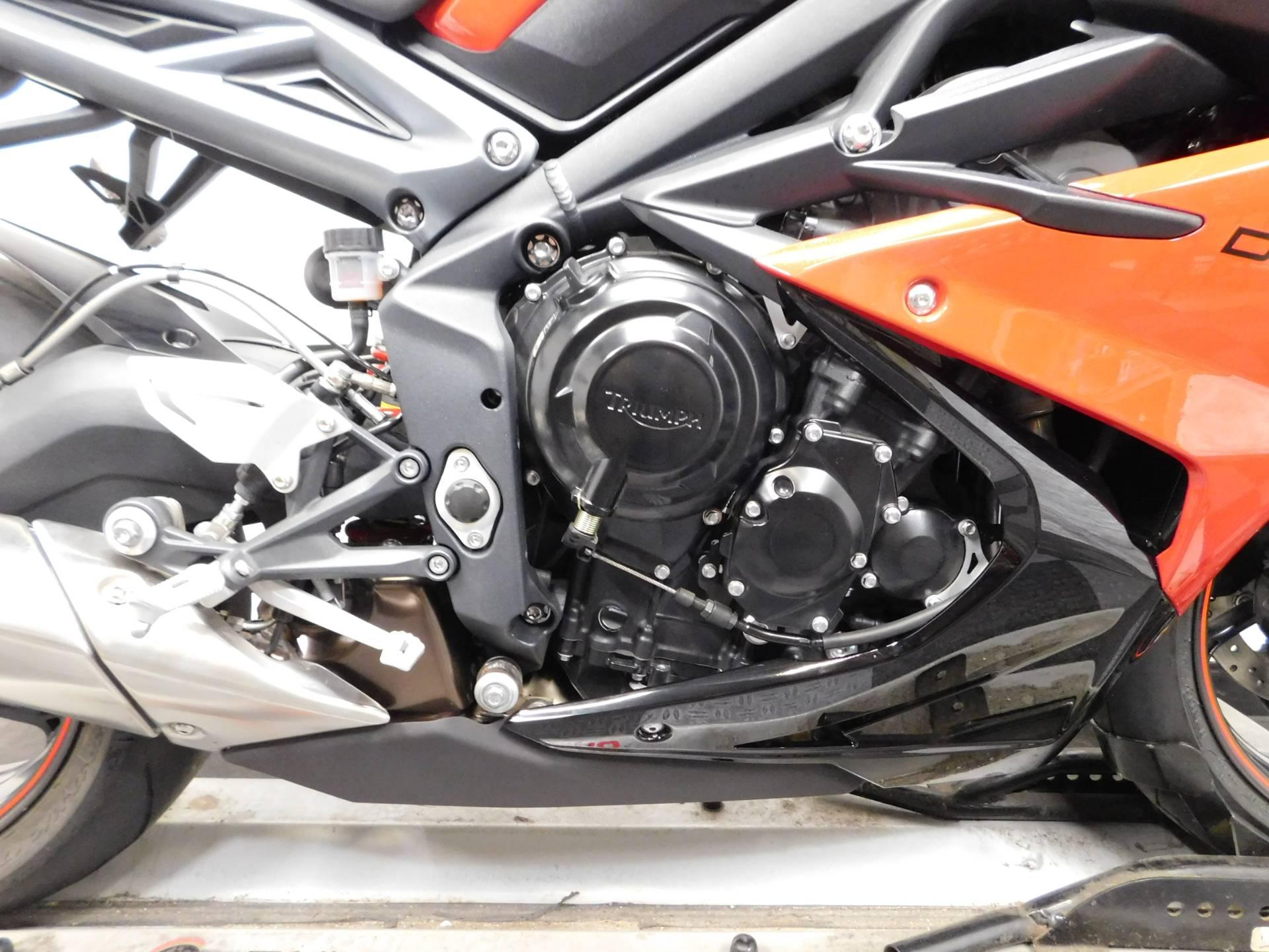 Used 2015 Triumph Daytona 675 Abs Motorcycles In Eden Prairie Mn