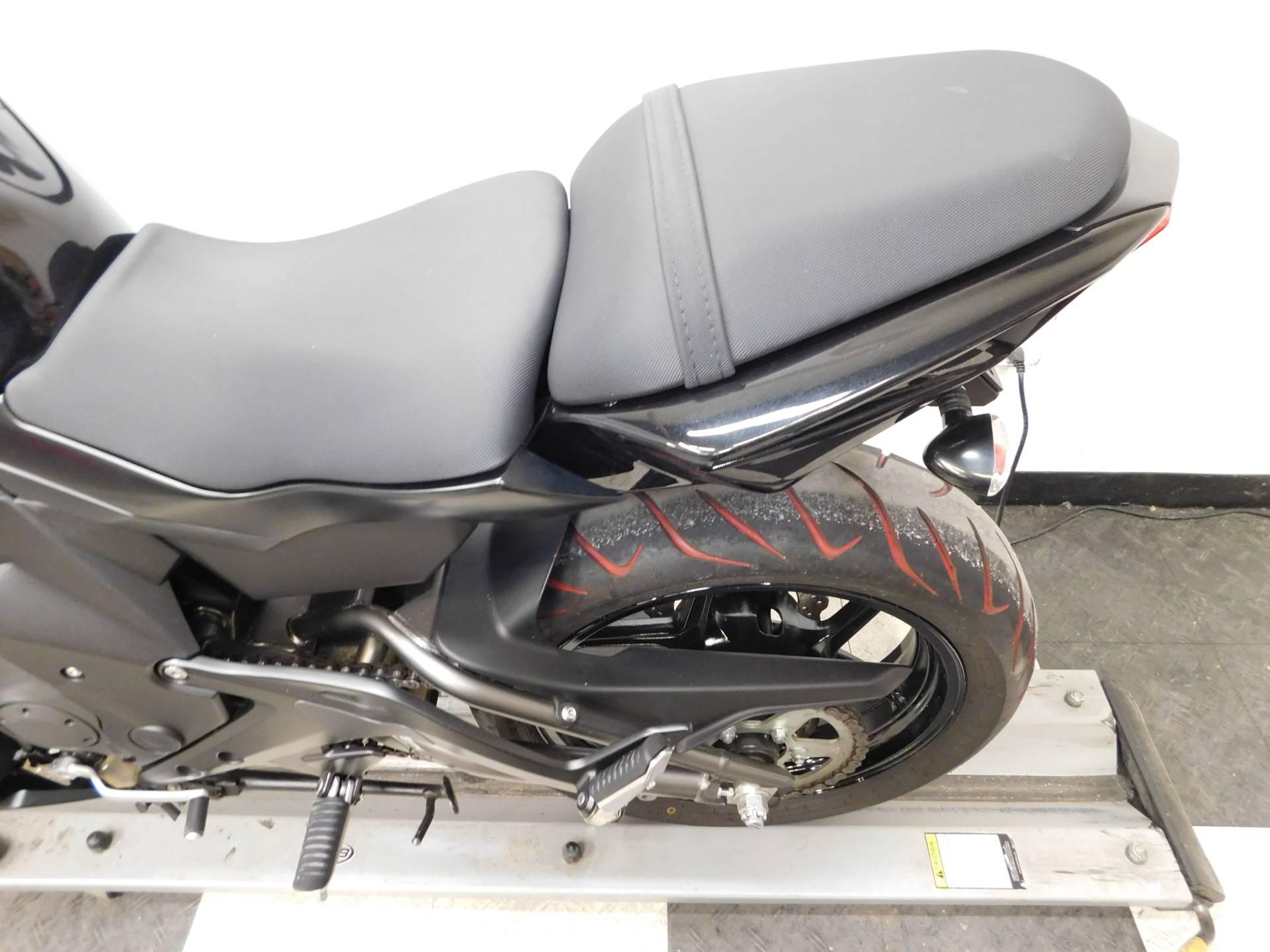 2012 Kawasaki Ninja 650 9