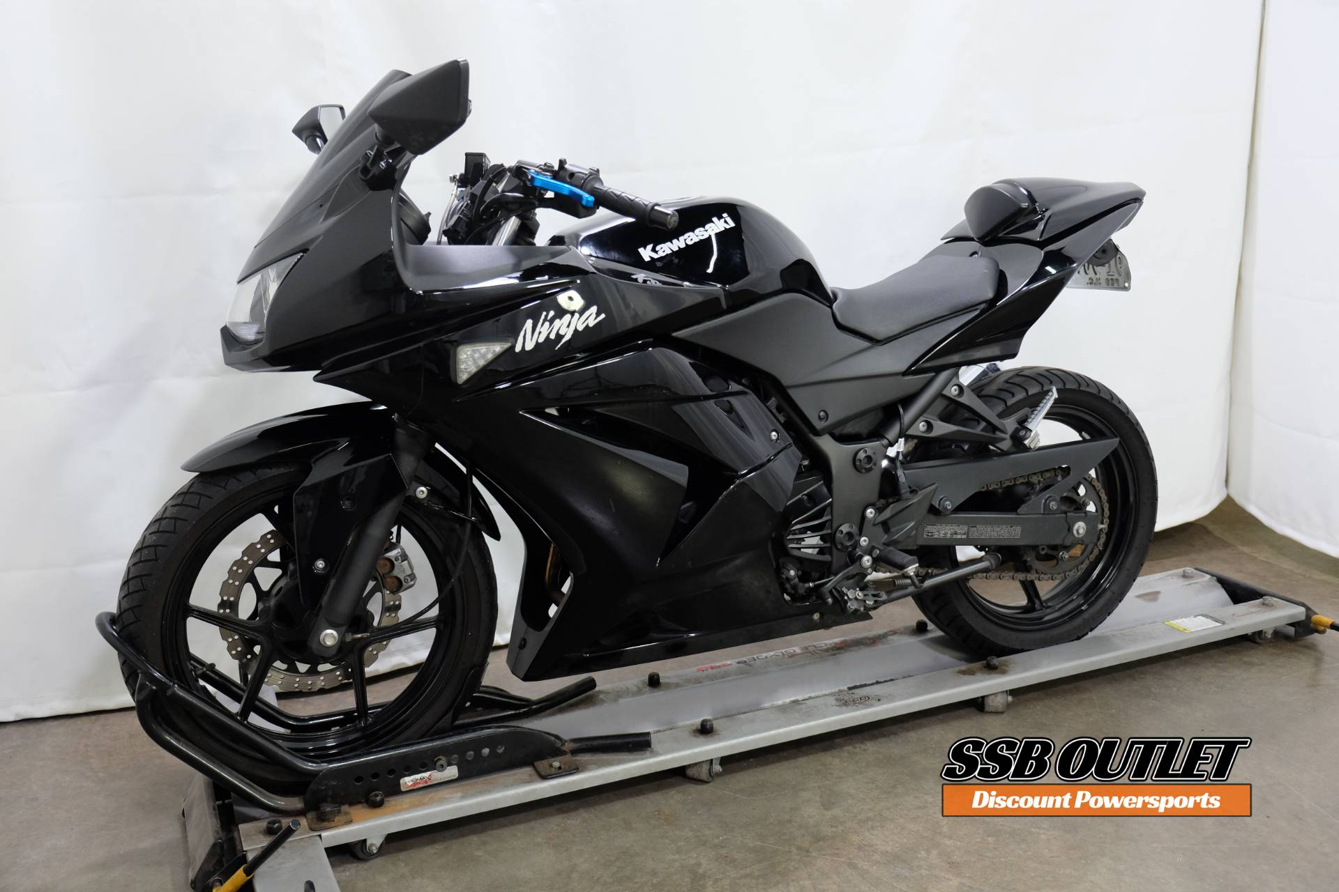 2008 Kawasaki Ninja® 250R in Eden Prairie, Minnesota - Photo 3