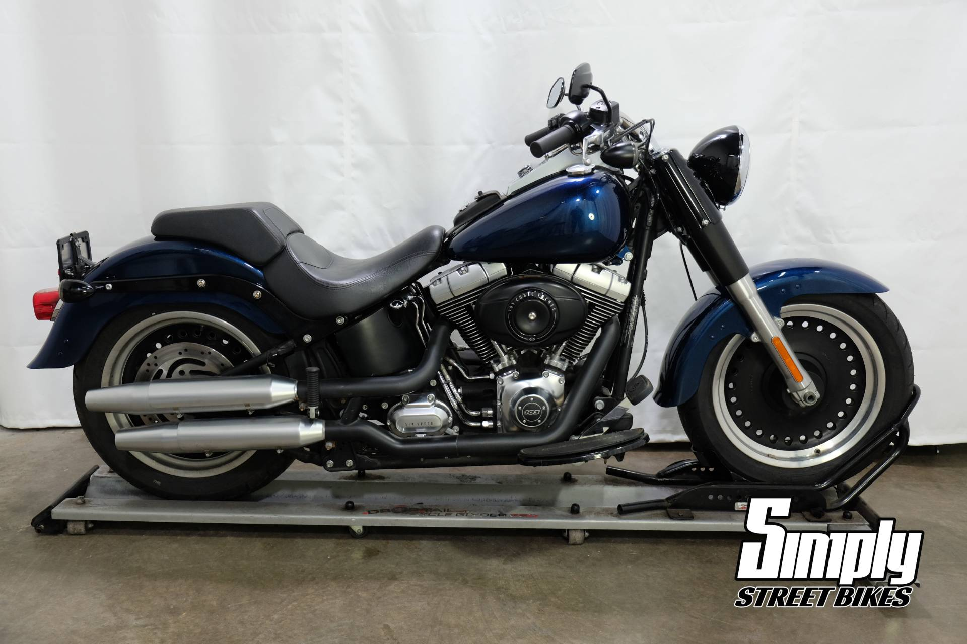 2012 Harley-Davidson Softail® Fat Boy® Lo in Eden Prairie, Minnesota - Photo 1