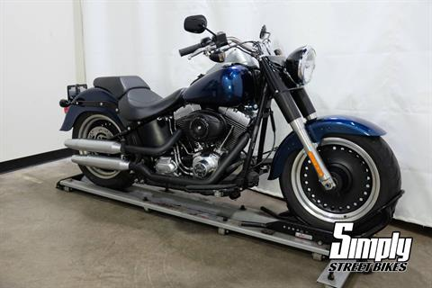 2012 Harley-Davidson Softail® Fat Boy® Lo in Eden Prairie, Minnesota - Photo 2