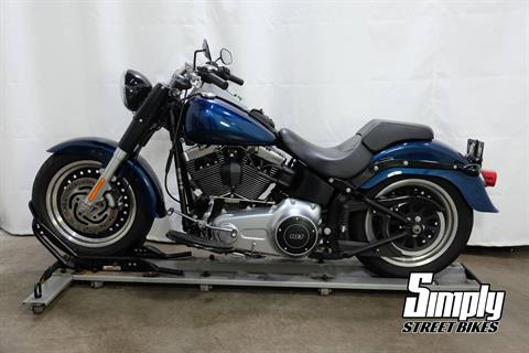 2012 Harley-Davidson Softail® Fat Boy® Lo in Eden Prairie, Minnesota - Photo 5