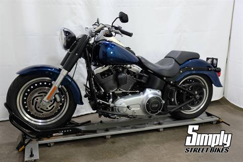 2012 Harley-Davidson Softail® Fat Boy® Lo in Eden Prairie, Minnesota - Photo 4