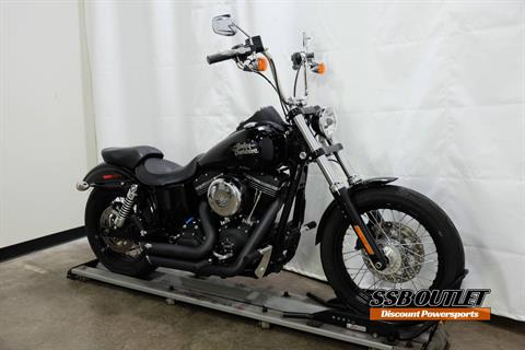 2016 Harley-Davidson Street Bob® in Eden Prairie, Minnesota - Photo 2