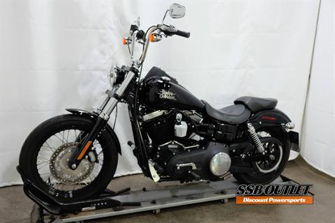 2016 Harley-Davidson Street Bob® in Eden Prairie, Minnesota - Photo 3