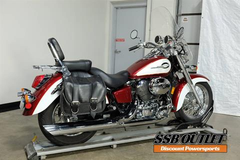 2001 Honda Shadow Ace 750 Deluxe in Eden Prairie, Minnesota - Photo 5