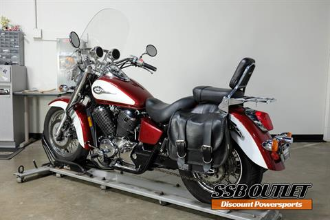 2001 Honda Shadow Ace 750 Deluxe in Eden Prairie, Minnesota - Photo 9