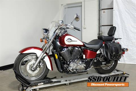 2001 Honda Shadow Ace 750 Deluxe in Eden Prairie, Minnesota - Photo 4